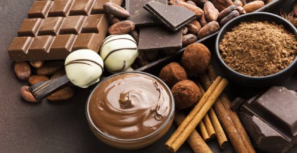 Elaboracions amb xocolata